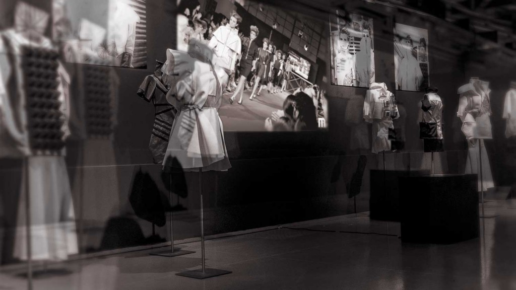 Esposizione collezioni studenti area Fashion