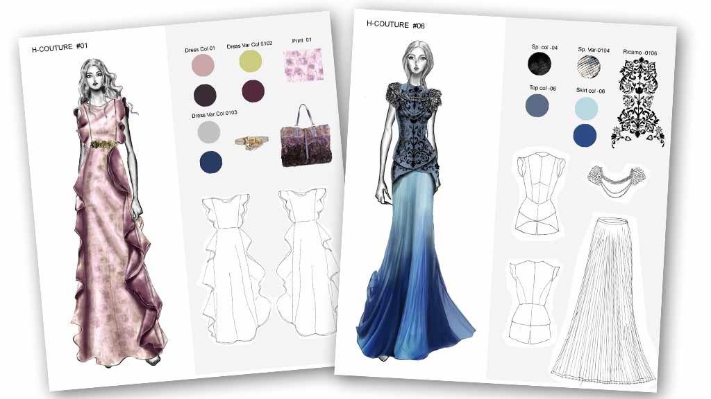 Fashion design job master istituto modartech for Corso di fashion design