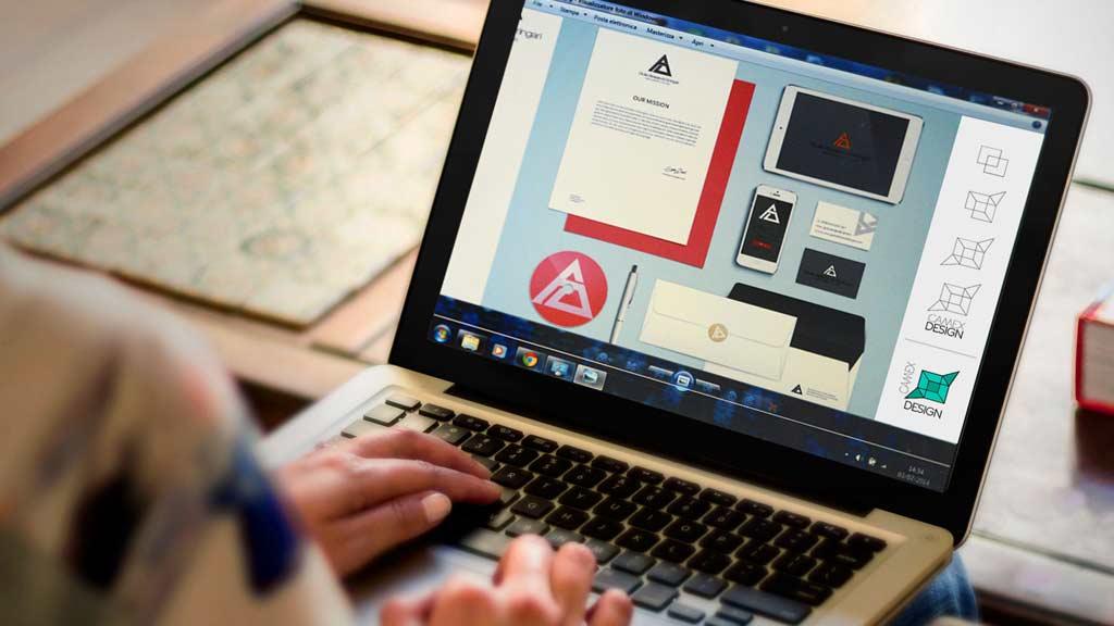 Lezioni di Brand Identity al corso Communication Design