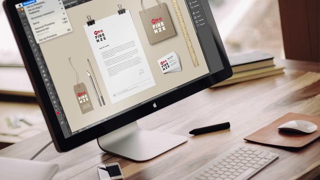 Lezioni di Graphic Design al Corso Communication Design