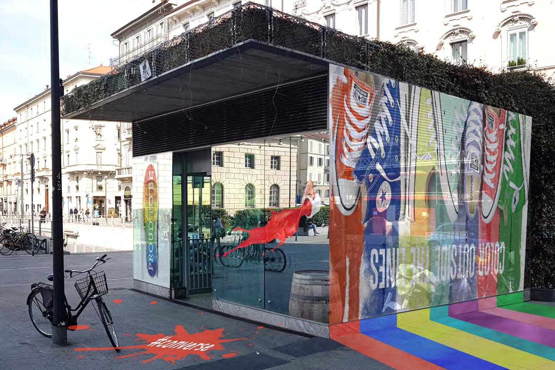 Corso Web & Graphic Design advertising graphic