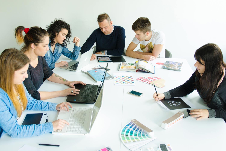 Corso Web & Graphic Design lezione di grafica