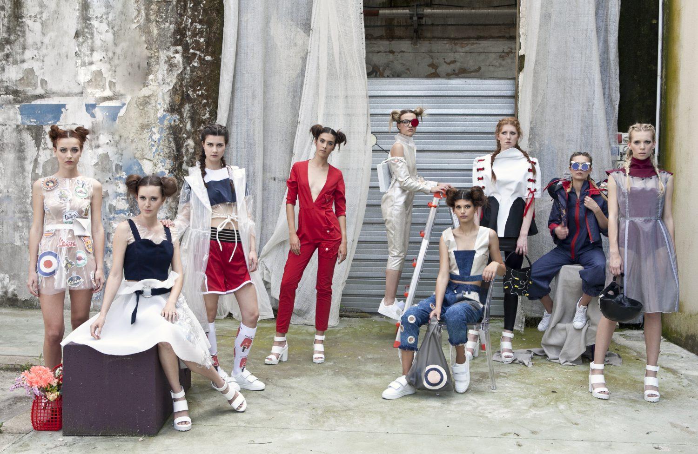 Collezione Urban Rider Modartech Fashion Show 2016