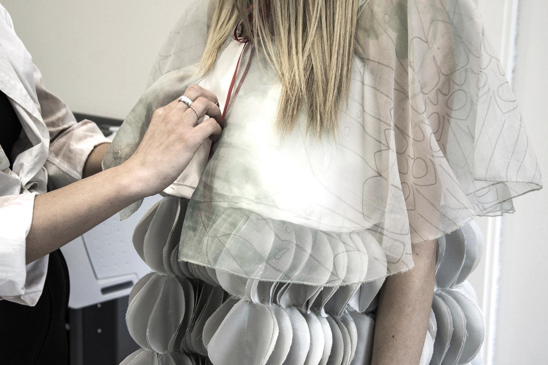 Corso Fashion Design lezioni di fitting