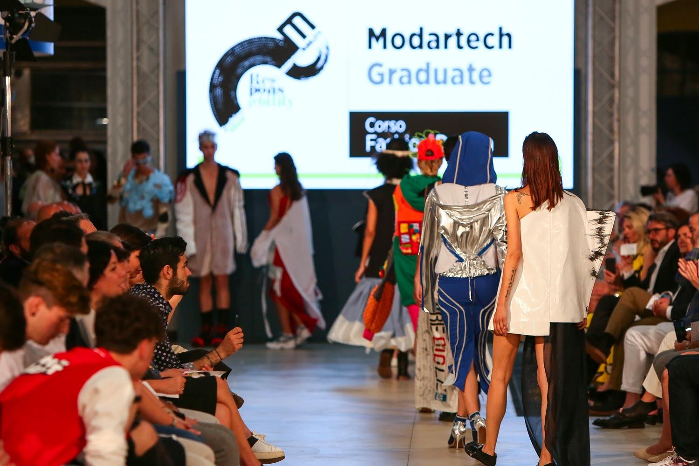Studenti del Corso Fashion Design presentano la Modartech Graduate Collection