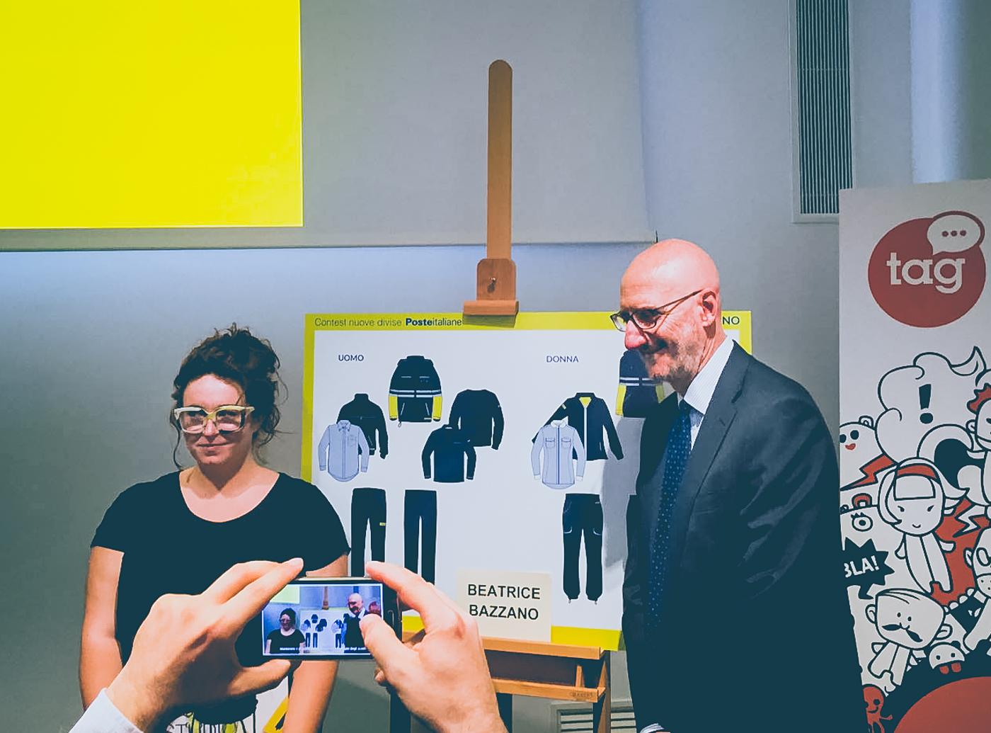 Beatrice Bazzano vince il Contest di Poste Italiane
