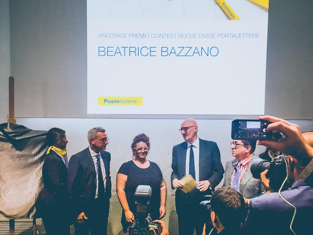 Vincitrice premio contest di Poste Italiane