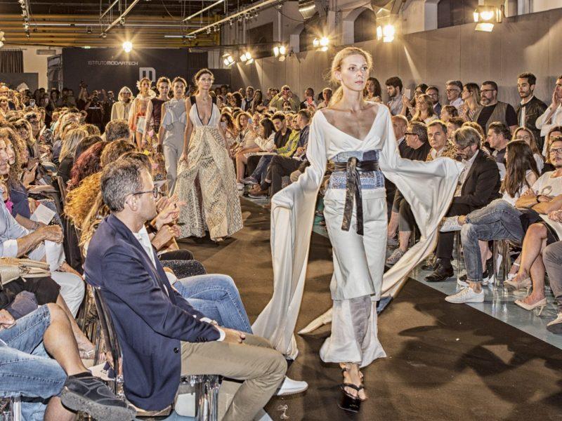 Sfilata collezioni Corsi di Moda Fashion Show