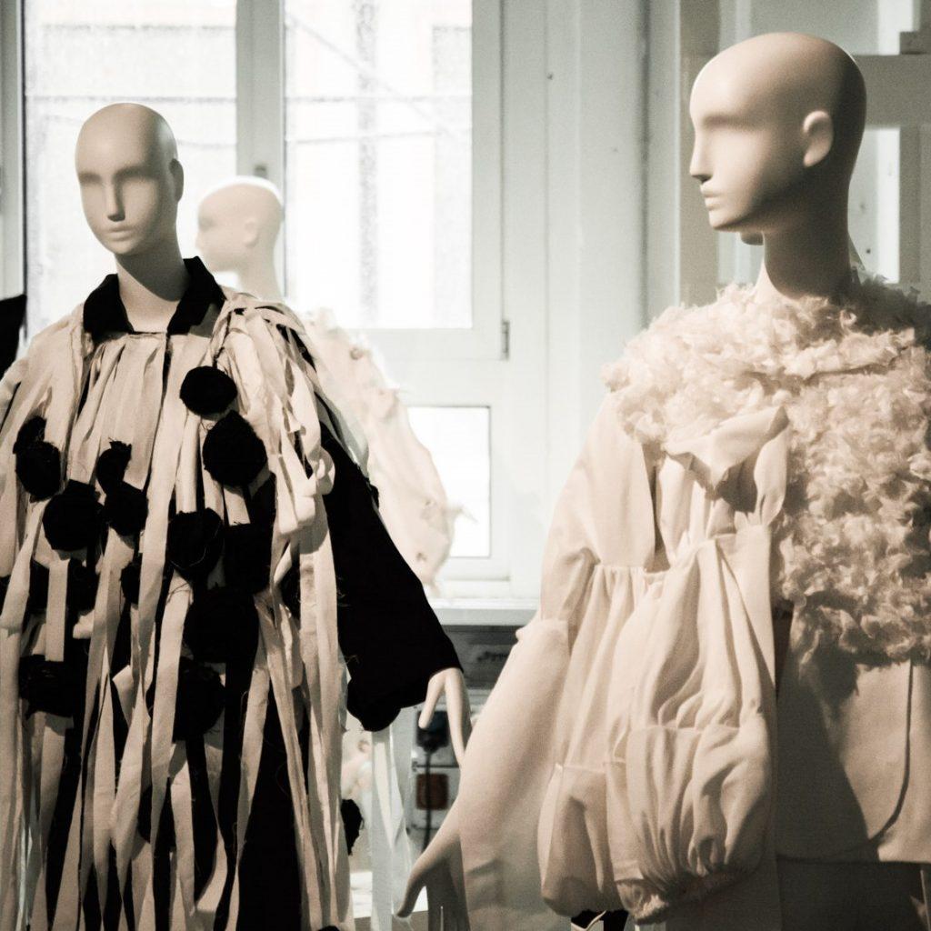 Fashion Graduate Italia: collezione statica