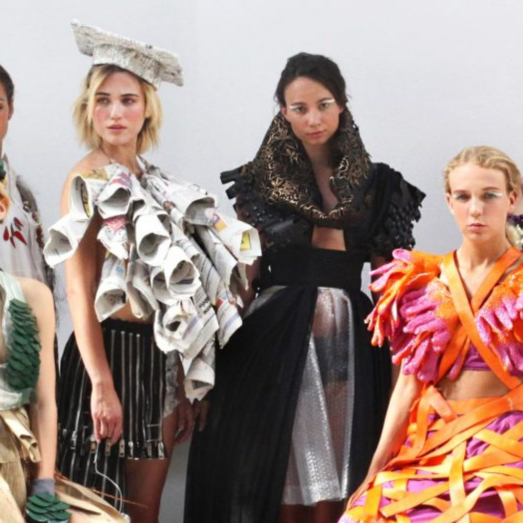 Art of Reuse Collection Fashion Show 2018