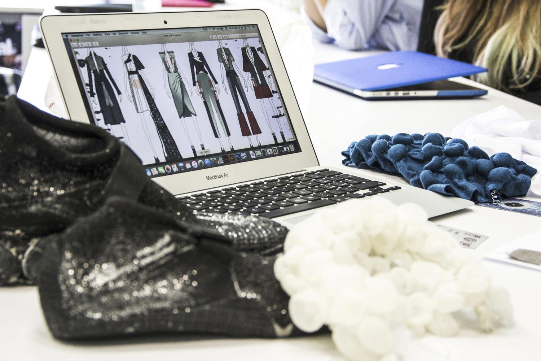 Come si realizzano figurini: Corso triennale in Fashion Design