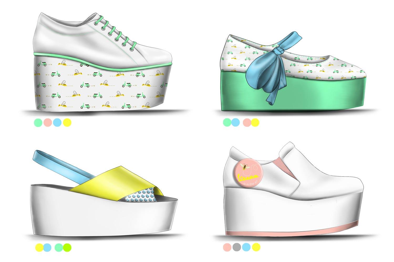 Corso Shoe Design e Modellistica