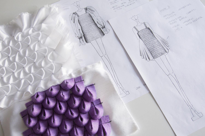 Lezioni di fashion graphic design
