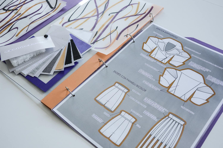 Fashion graphic design