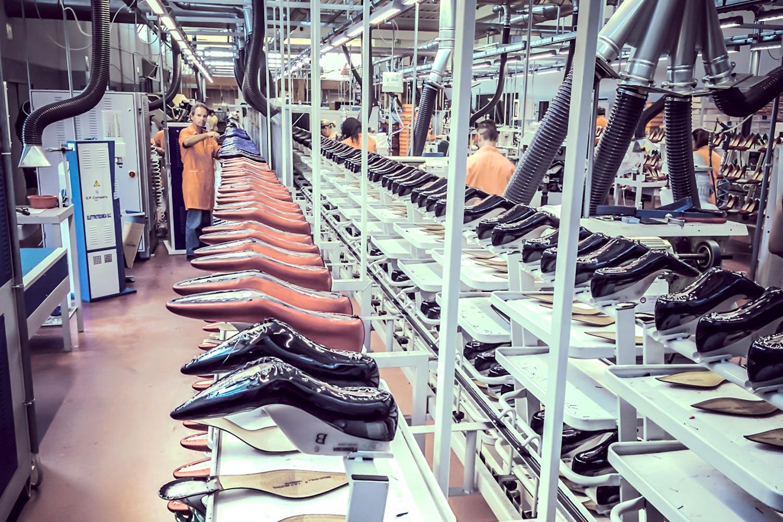 Sviluppo prototipi calzatura