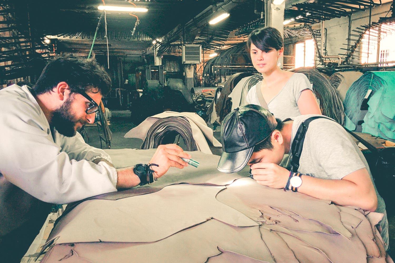 Sviluppo prototipi calzatura per il corso Shoe Design e Modellistica