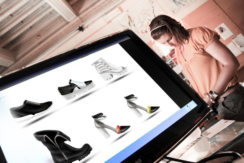 Creazione bozzetti calzatura