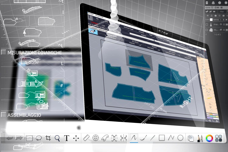Lezioni di Fashion CAD