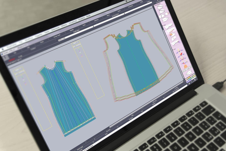 Utilizzo Cad Lectra al corso di Fashion CAD