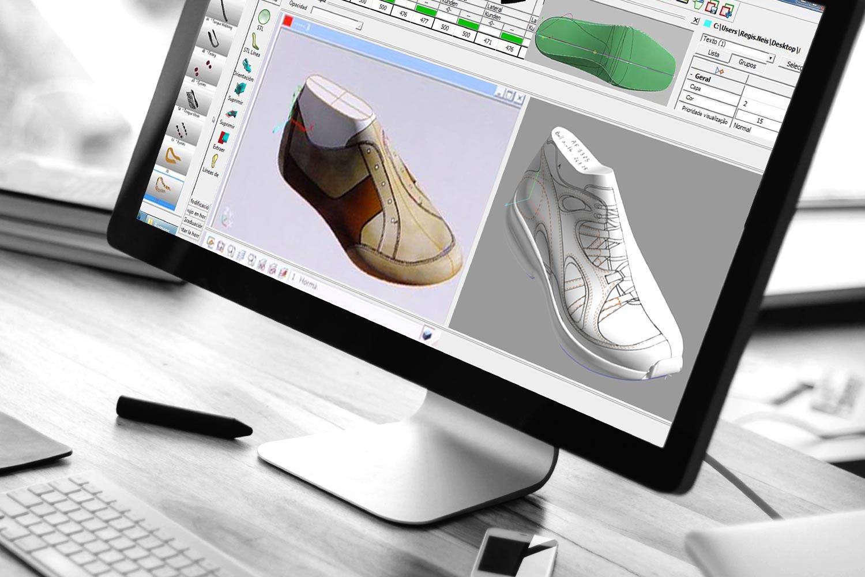 creazione modelli calzatura con il software Romans Cad