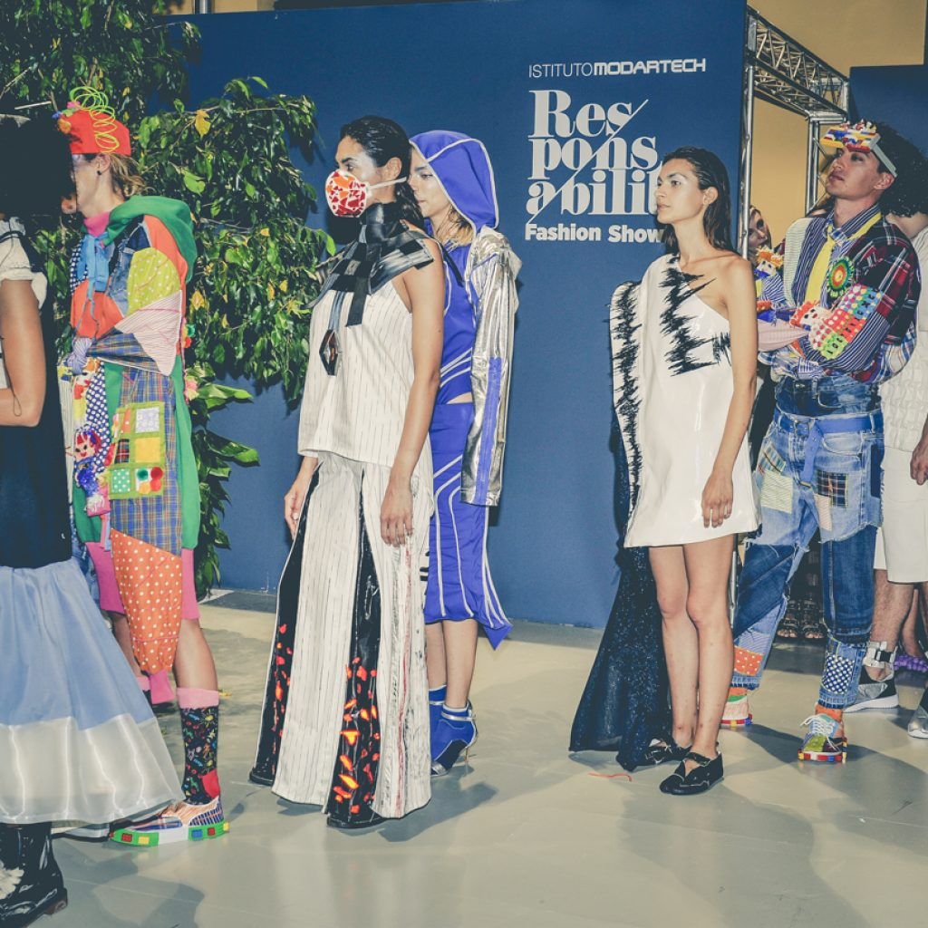 Modartech a Fashion Graduate Italia 2018