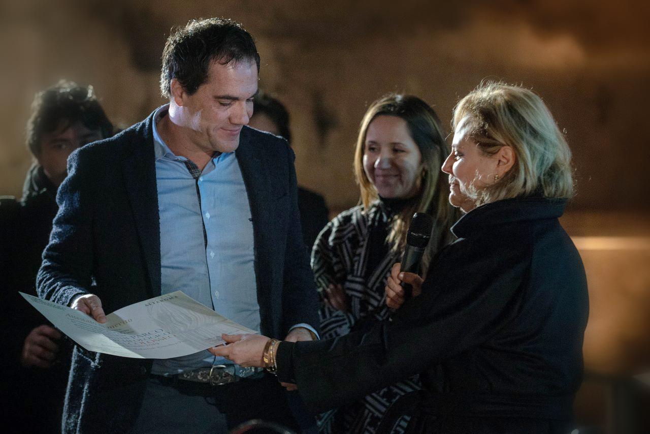 Istituto Modartech veste il colosseo: primo premio Alta Roma