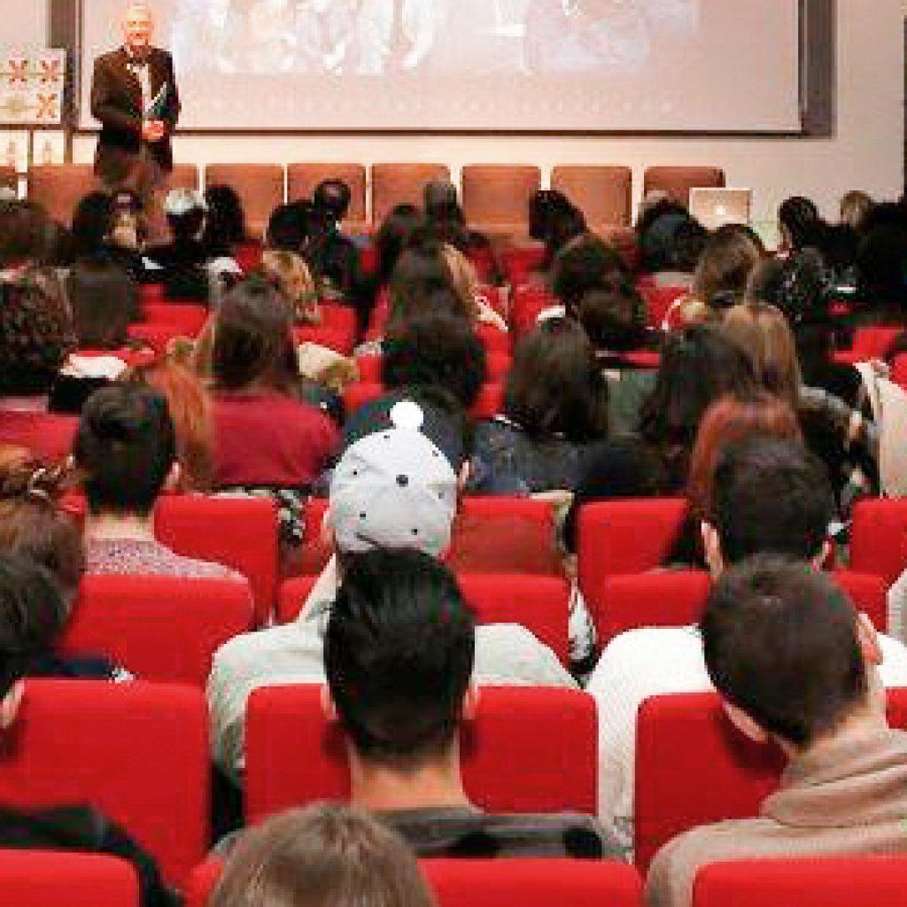 Modartech Meeting: gli appuntamenti di Marzo con l'Istituto