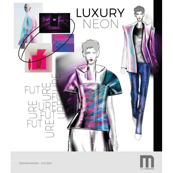 Modartech Fashion Mood - Luxury Neon