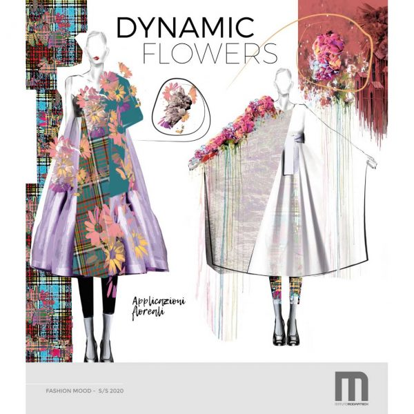 Modartech Fashion Mood - Dynamic Flowers