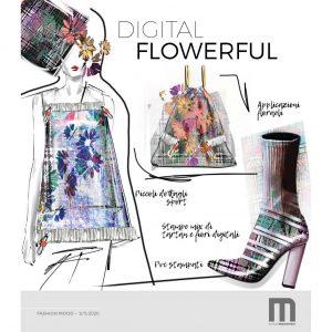Modartech Fashion Mood - Digital Flowerful