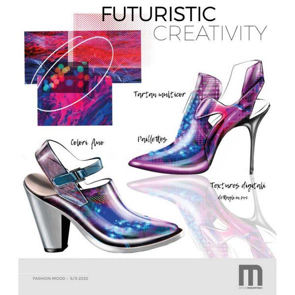 Modartech Fashion Mood - Futuristic Creativity
