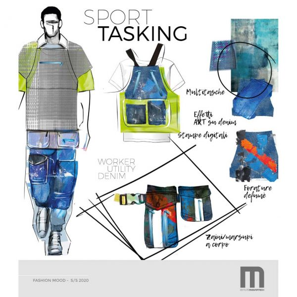Modartech Fashion Mood - Sport Tasking
