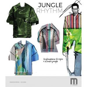 Modartech Fashion Mood - Jungle Rhythm