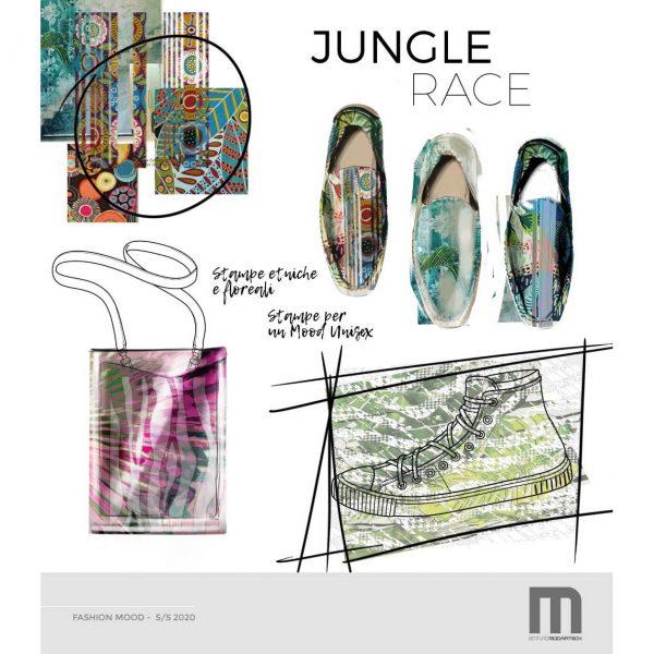 Modartech Fashion Mood - Jungle Race