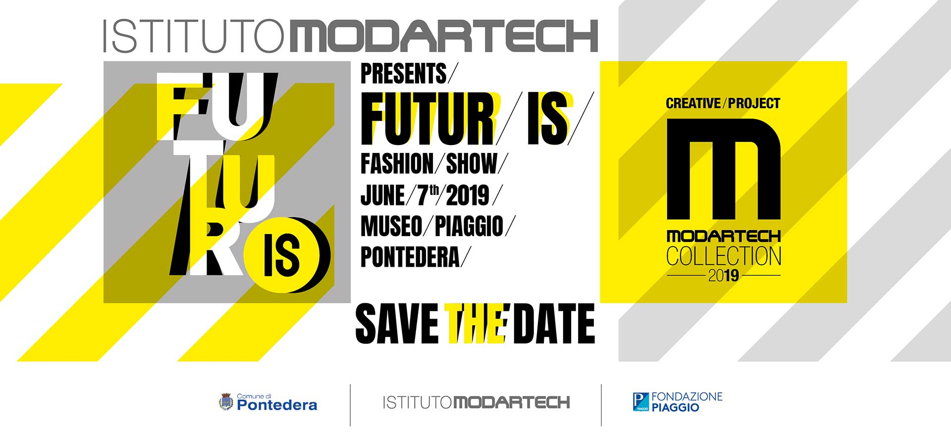 Modartech Fashion Show Invito