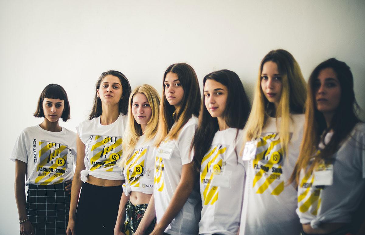 Studenti Modartech Fashion Show 2019