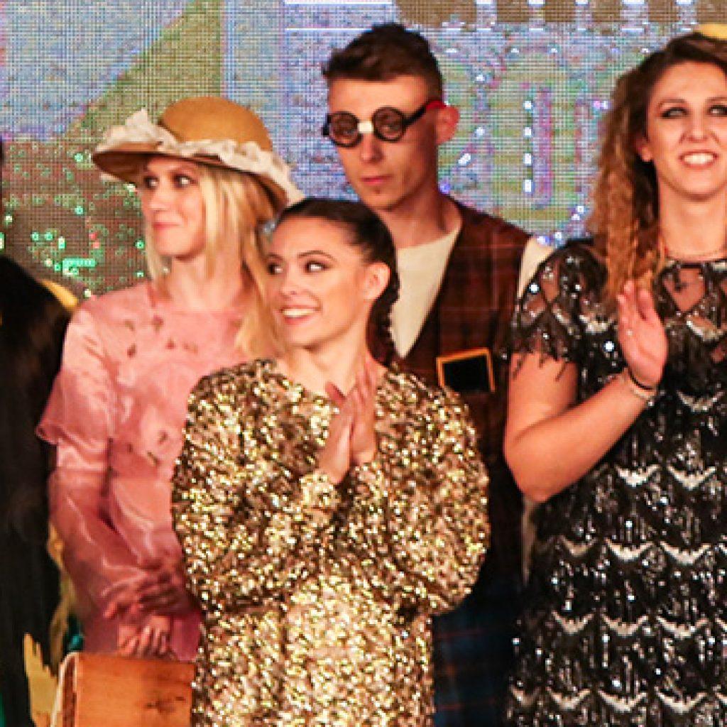 Fine sfilata Modartech Fashion Show: ringraziamenti