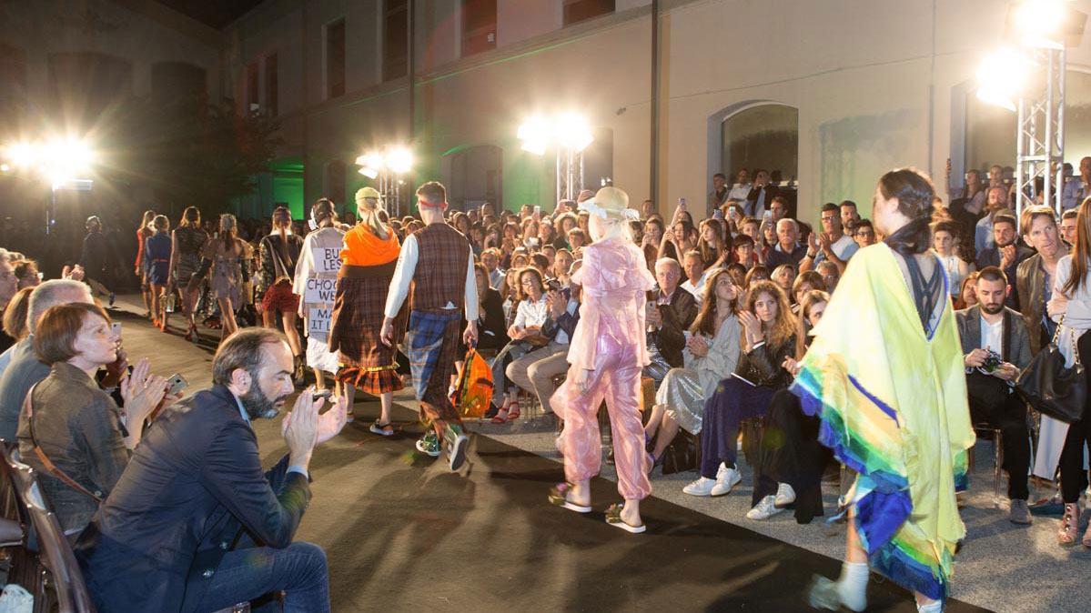 Copertina video sfilata Modartech Fashion Show 2019