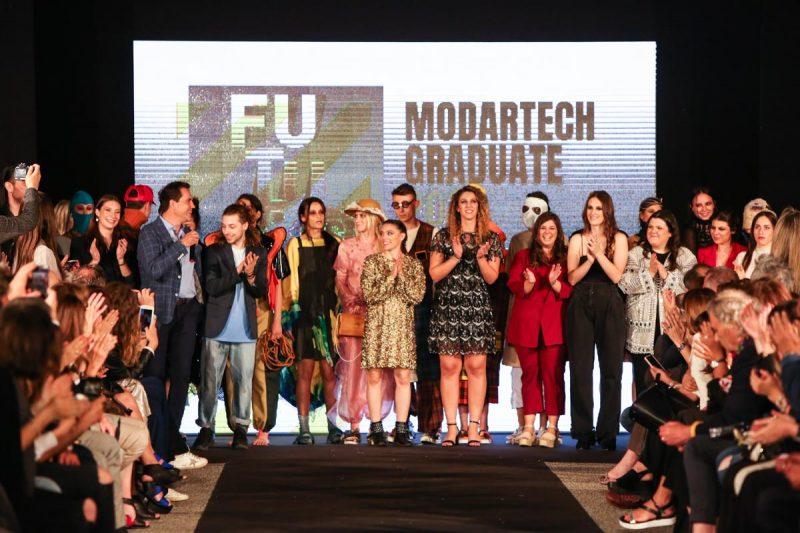 Ringraziamenti Modartech Fashion Show 2019