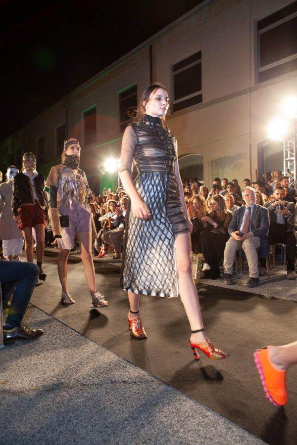 Sfilata Modartech Fashion Show Futur Is