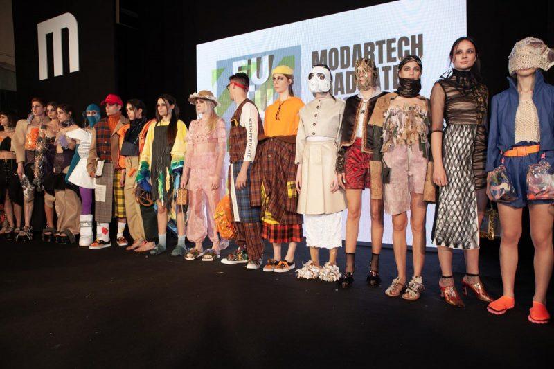 tutte le collezioni del Modartech Fashion Show 2019 - Futur Is