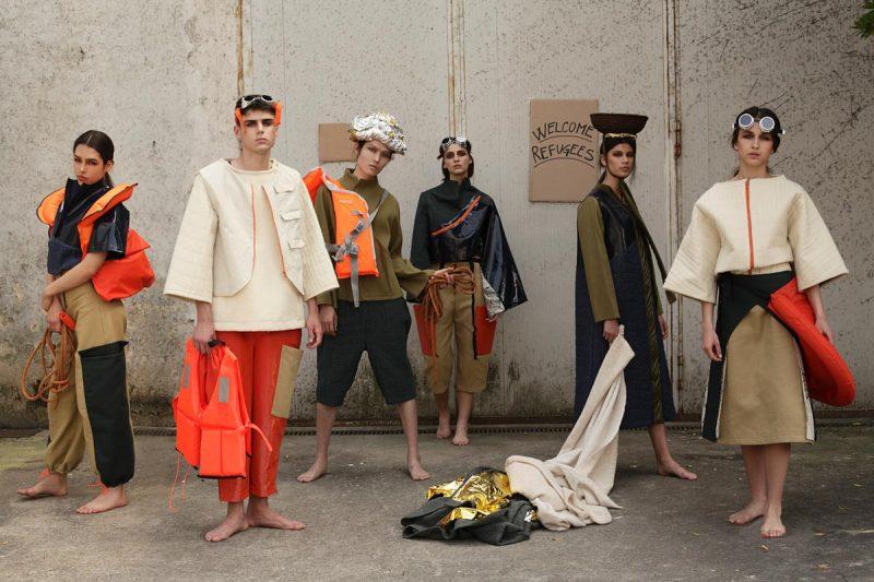 Servizio fotografico Modartech Fashion Show 2019