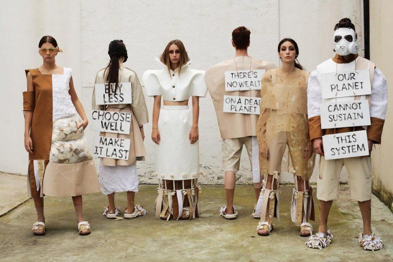 Modartech Graduate Collection Fashion Show Futur IS Shooting