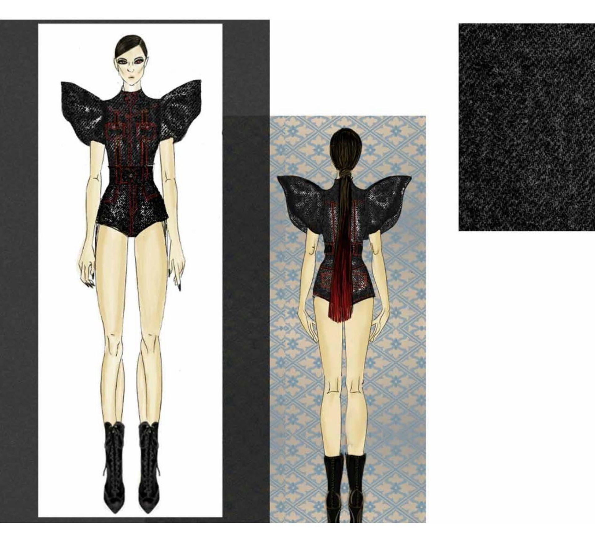 Vespa Denim Project - 2