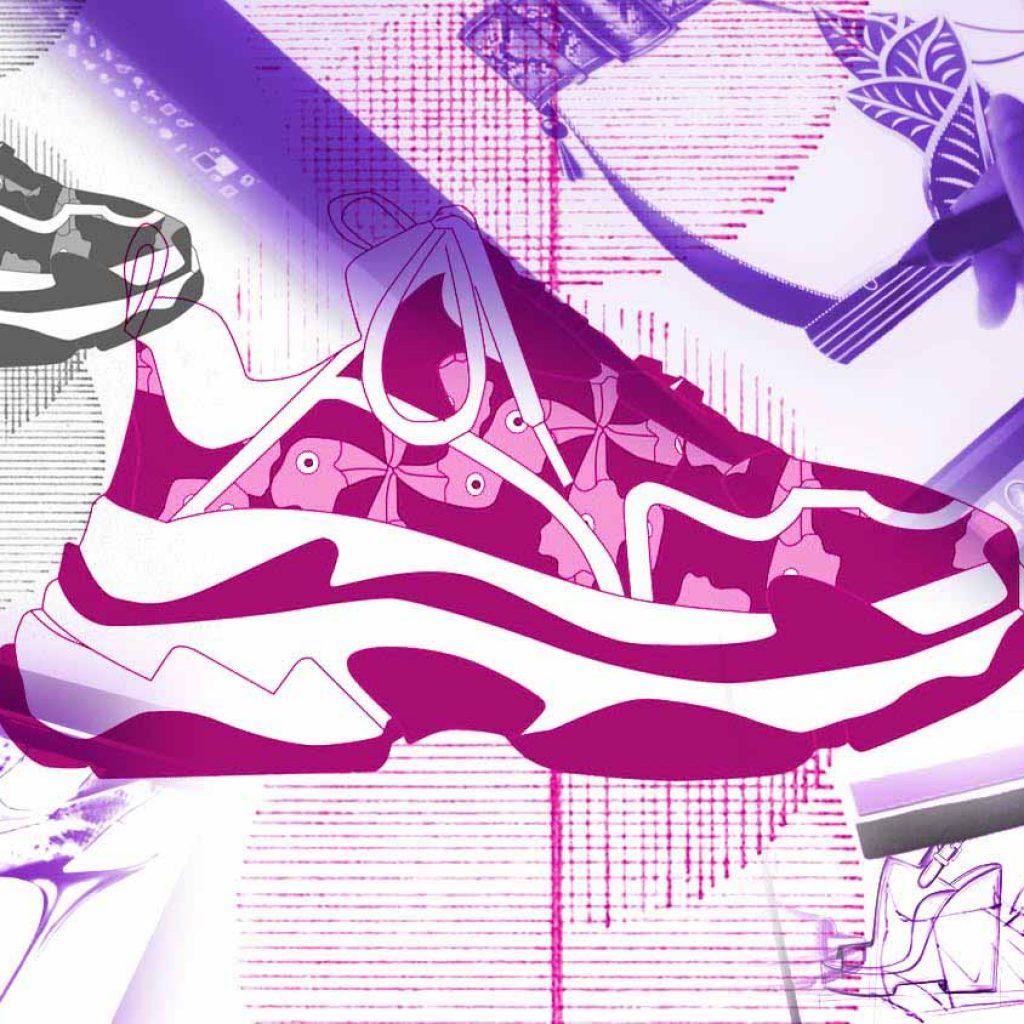 Footwear Illustration on line courses | Modartech.com