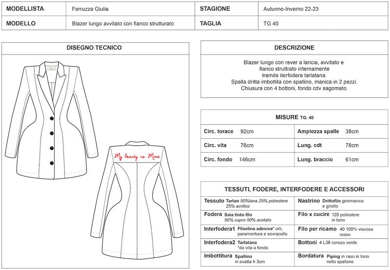 Giulia Ferruzza | Modartech Talents - 8